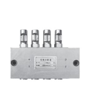 SGQ 系列双线给油器(10MPa)