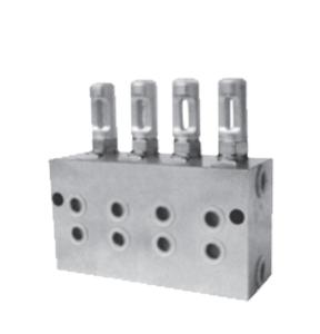 KW 系列双线分配器(20MPa)
