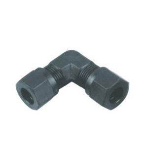 卡套式端直通管接头(25MPa、40MPa)