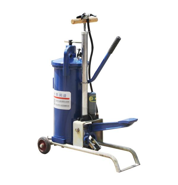 JRB-3型脚踏润滑泵(40MPa)