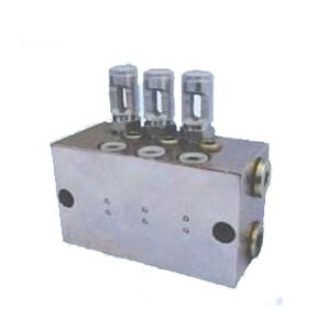 SSPQ-P1.15(VSN-KR)系列双线分配器(40MPa)