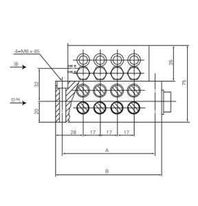QHQ-J型油-气分配混合器