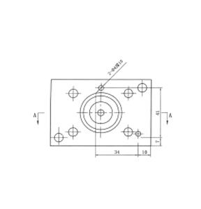OAD型油气分配器