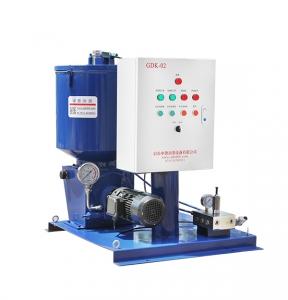 DRB-P系列电动润滑泵及装置(40MPa)