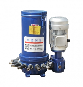 吴江DDB系列多点干油泵(10MPa)